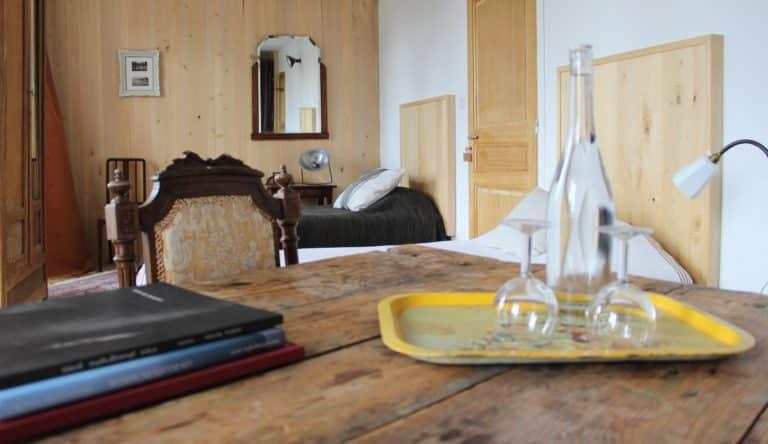 Chambre Familiale | La Colonie Aubrac