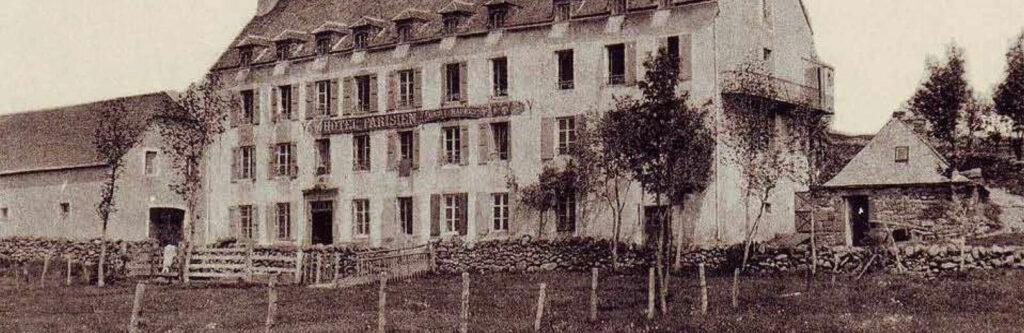 Hotel Parisien | La Colonie Aubrac