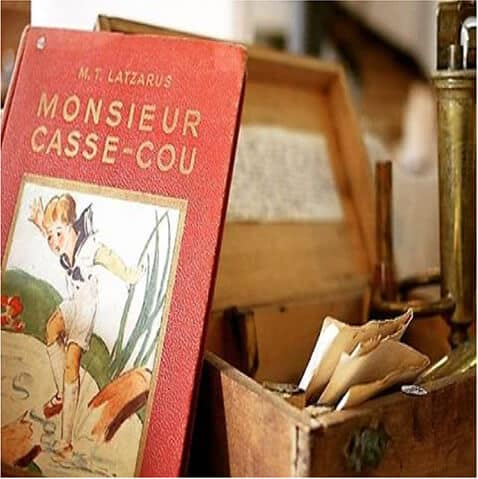 Old school books | La Colonie Aubrac