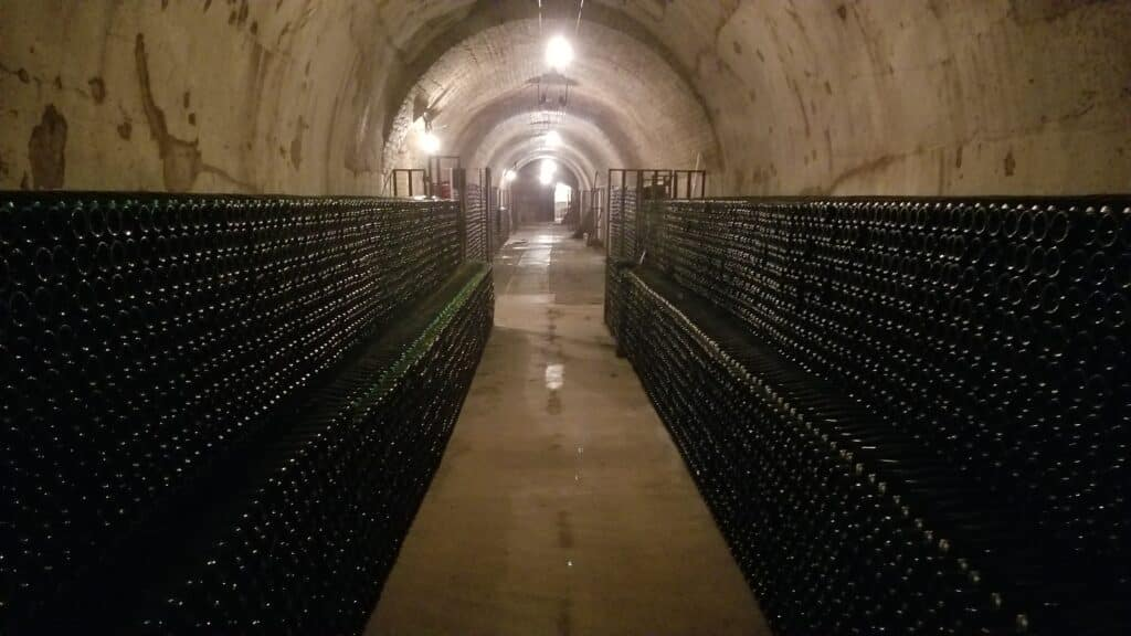 Cave Champagne Chauvet