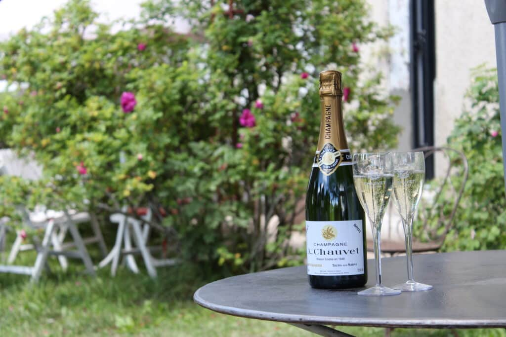 Dégustation Champagne Chauvet | La Colonie