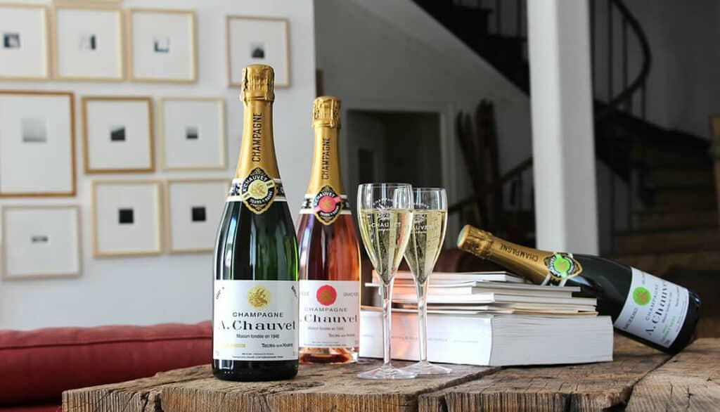 Champagne Chauvet | La Colonie Aubrac